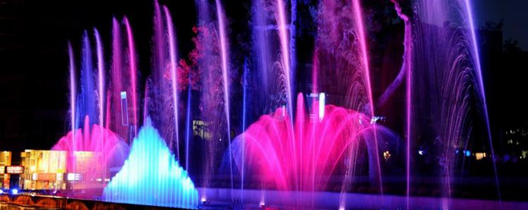Поющий фонтан