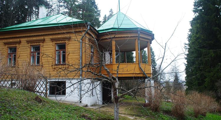 Дом – музей Пришвина