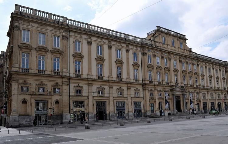 Дворец Сен-Пьер