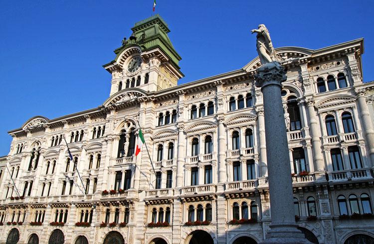 Муниципальный дворец Триеста