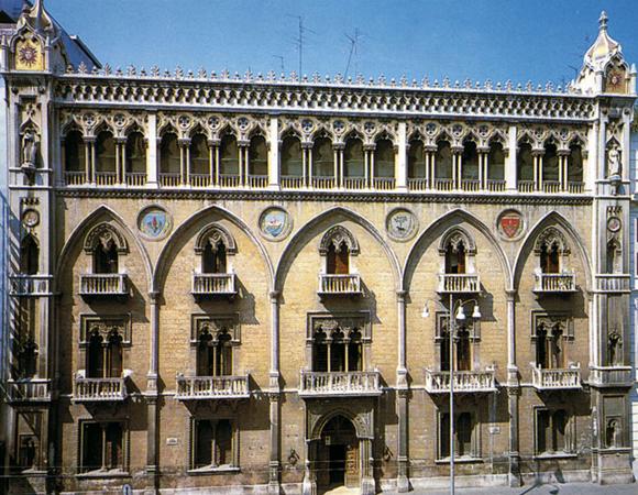 Дворец Фаззаротти
