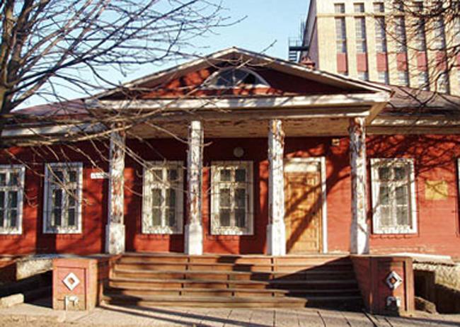 Дом Фомичевых