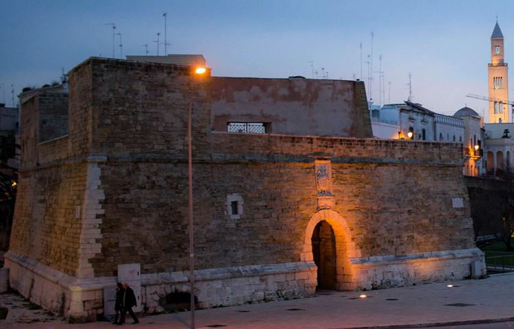 Форт Сан-Антонио
