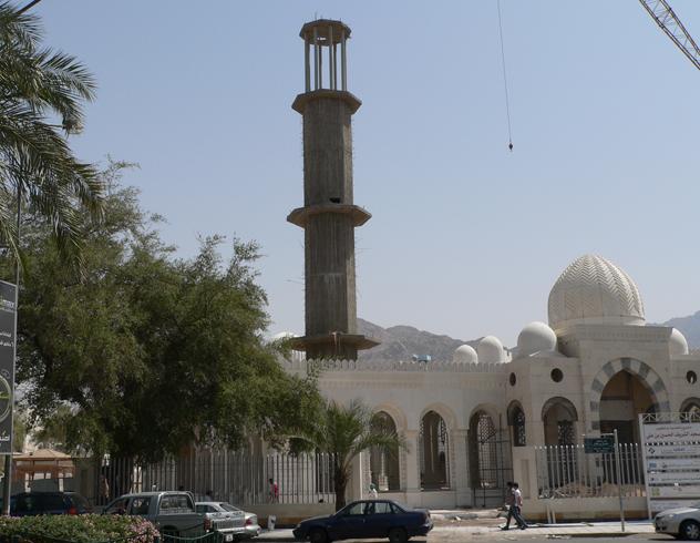 Мечеть Al-Sharif Al-Hussein bin Ali