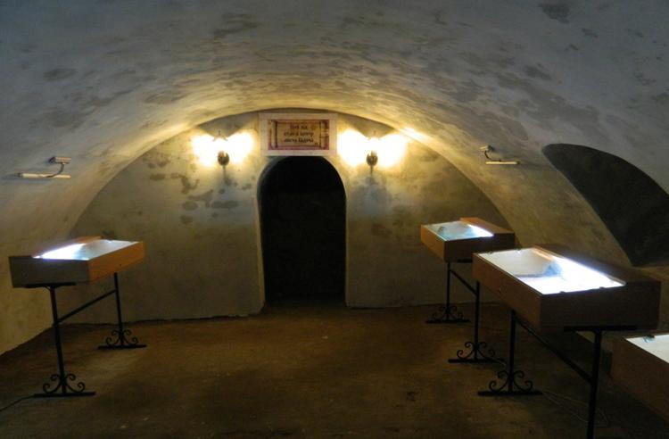 Гадячские подземелья
