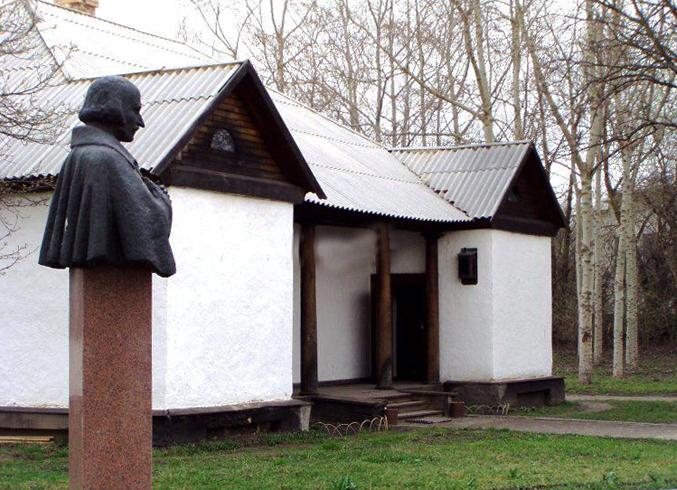 Усадьба-музей Н. В. Гоголя в Гоголево