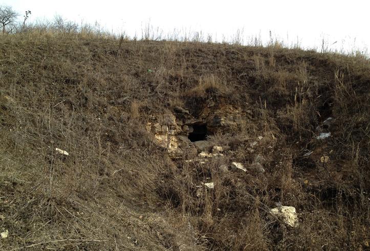 Пещера Горская-2