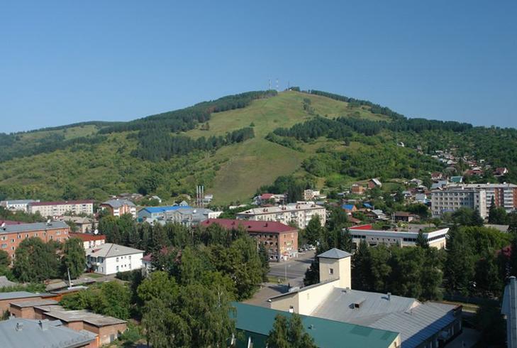 Гора Тугая
