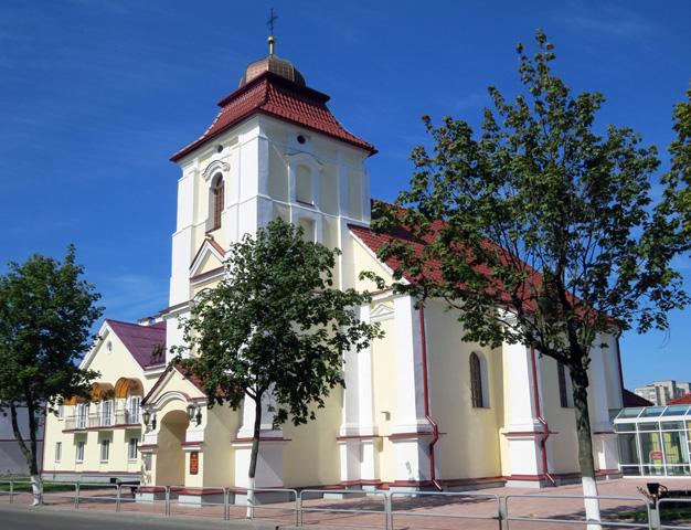 Костел Карла Баромея