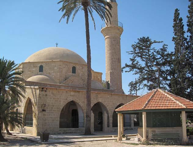 Мечеть Хала-Султан-Текке