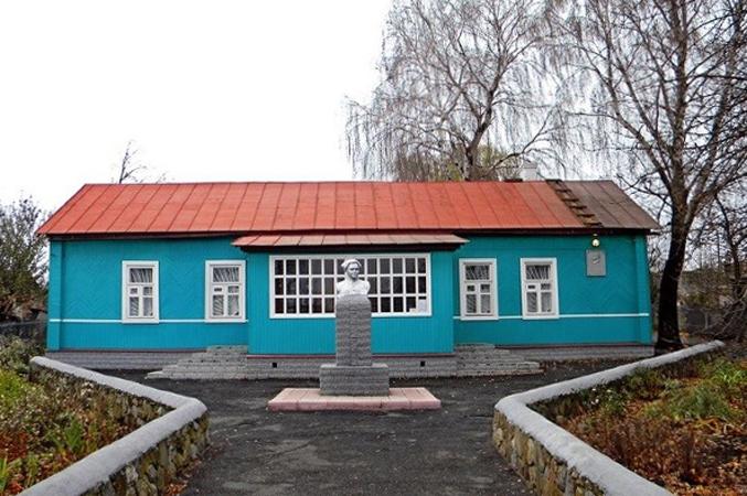 Дом А. П. Гайдара
