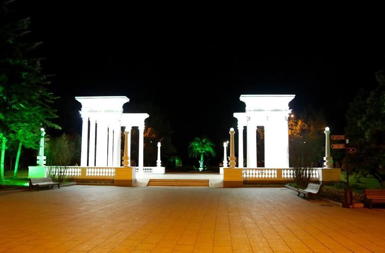Колоннады Батуми