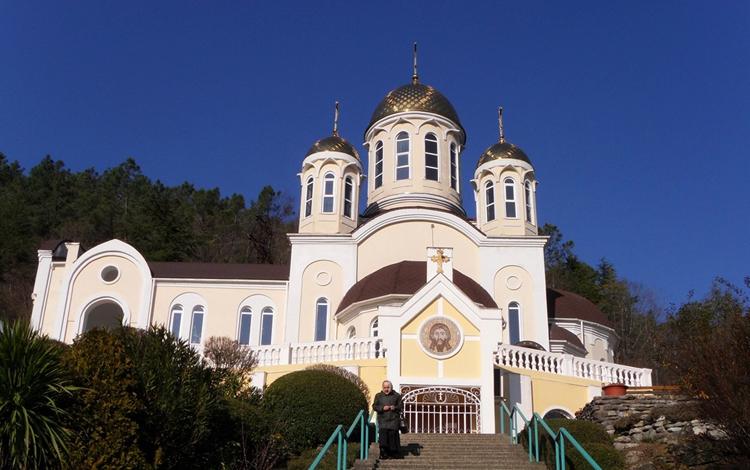 Храм Казанской иконы Божией Матер