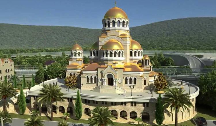 Храм Нерукотворного Образа Христа Спасителя