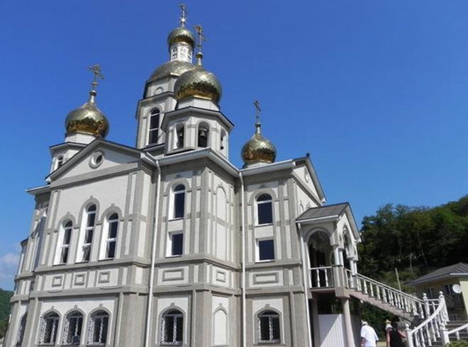 Храм Святой Равноапостольной княгини Ольги