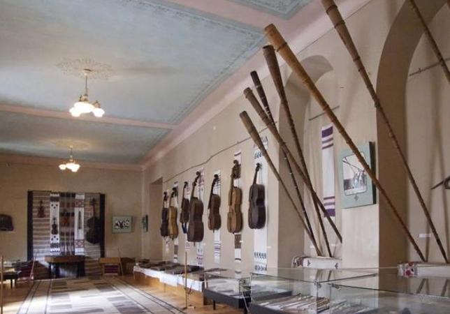 Закарпатский краеведческий музей