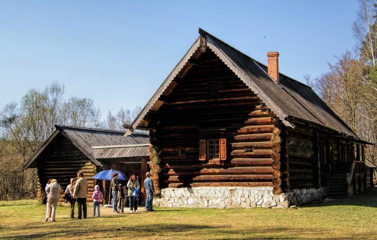 Архитектурно-этнографический музей деревянного зодчества