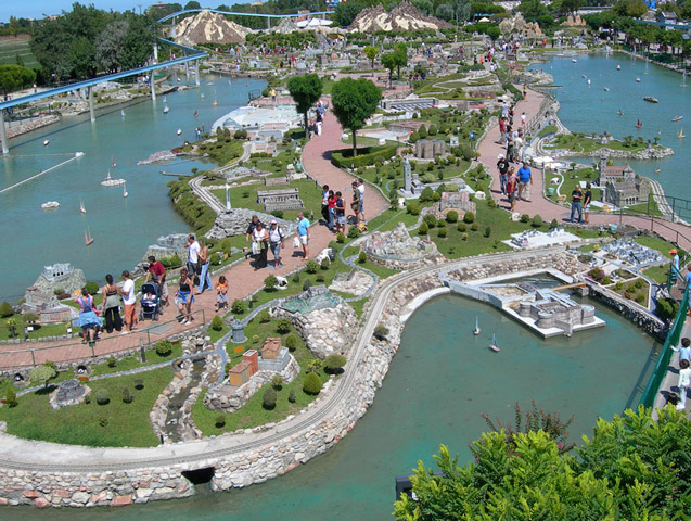 Парк «Италия в миниатюре»