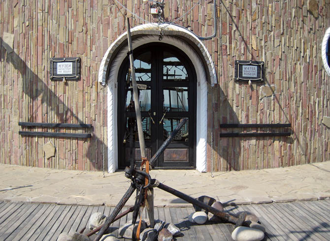 Музей катастроф на воде