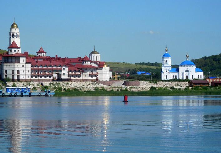 Свято-Богородичный монастырь Казанской иконы Божьей Матери