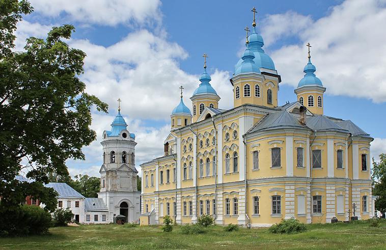 Коневский Рождество – Богородичный мужской монастырь