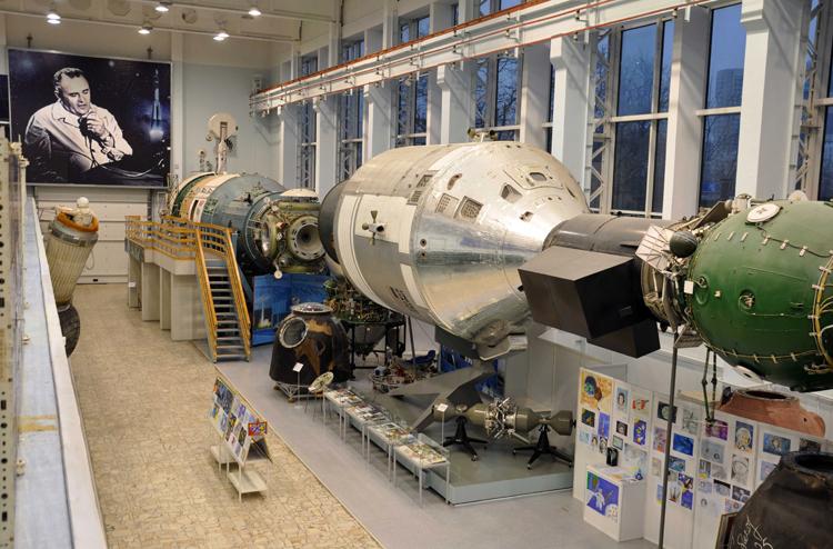 Музей при РКК «Энергия»