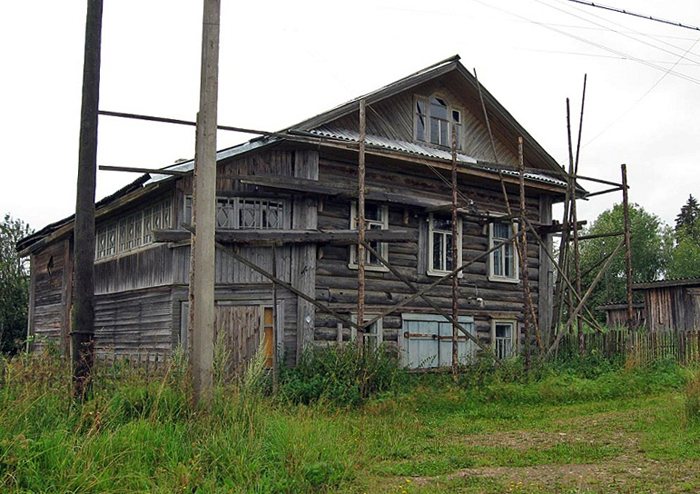 Купеческий дом Петров