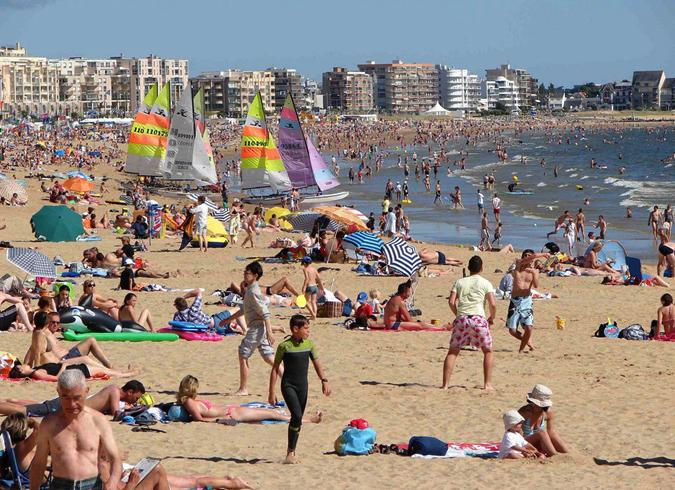 Пляж Ла-Боле