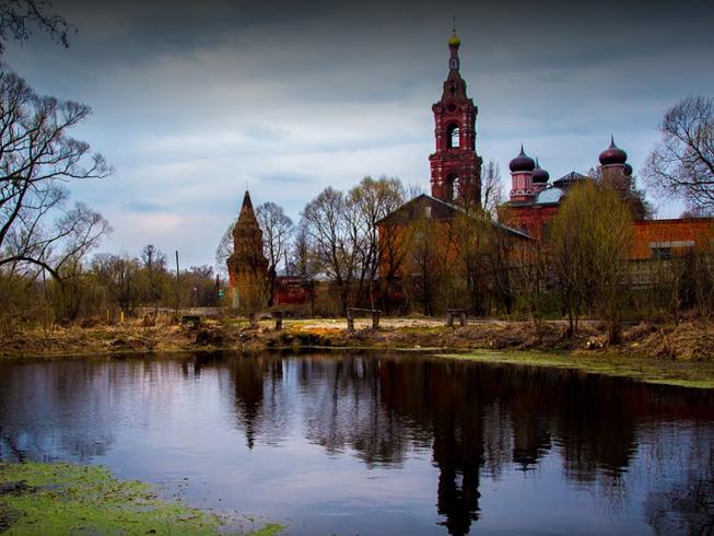 Колычевский Казанский женский монастырь
