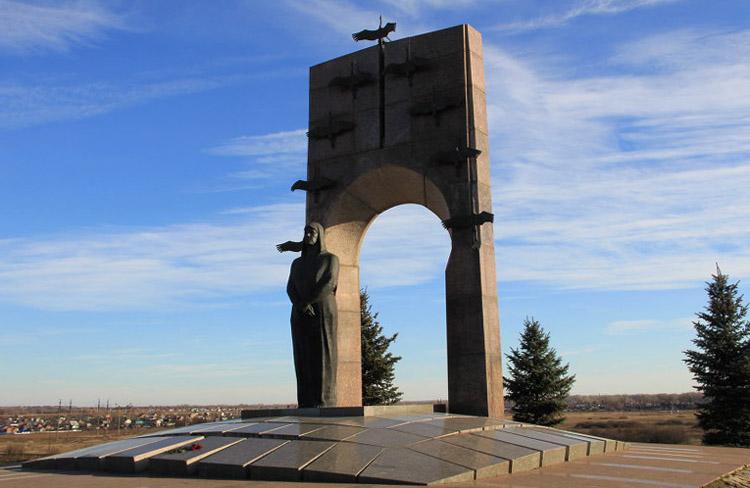 Памятник солдатской матери