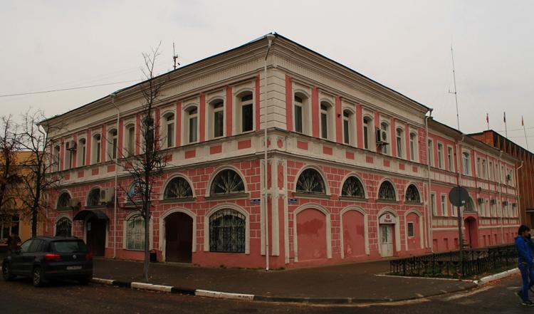 Дом Бардыгина Н.М.