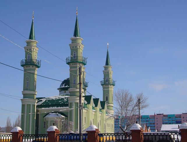 Мечеть Нур – аль – Иман