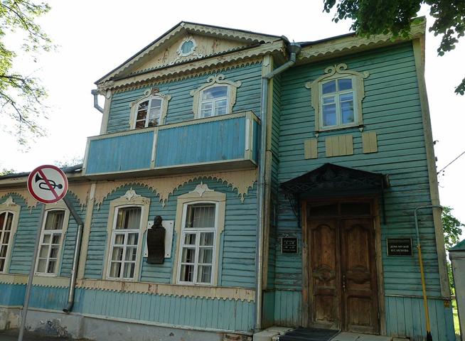 Дом-музей Н.С. Лескова