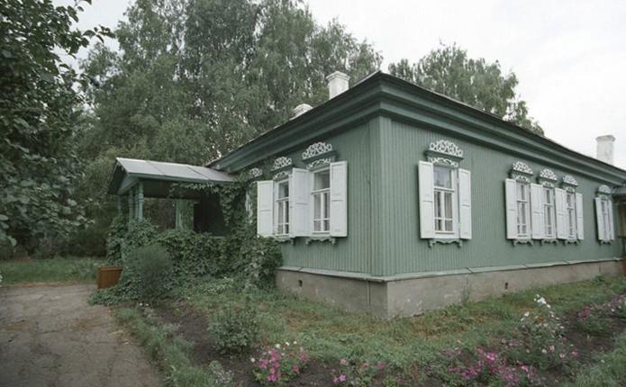 Дом-музей В. И. Ленина в селе Алакаевка