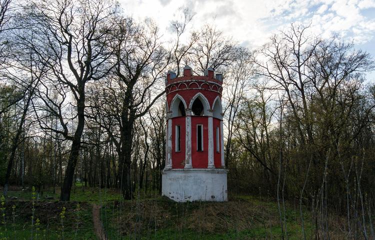 Башня Шамиля