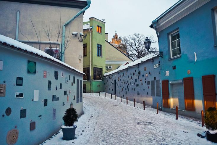 Улица Литерату