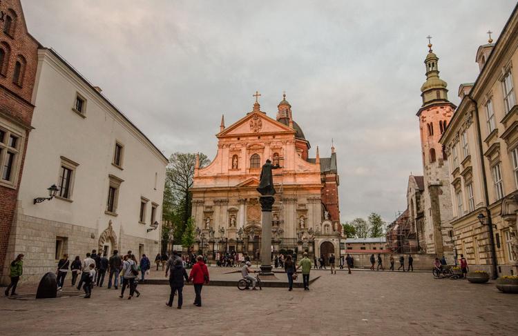 Площадь Святой Марии Магдалины