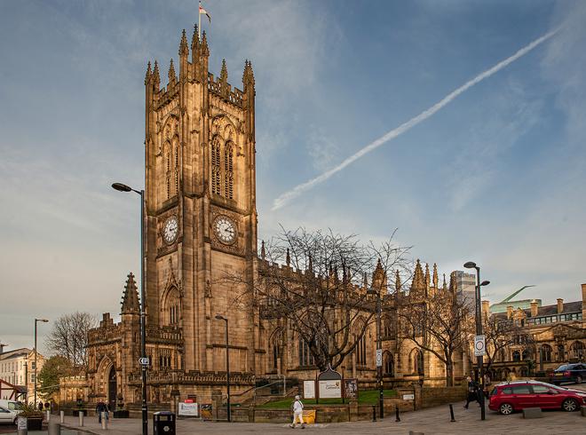 Манчестерский собор