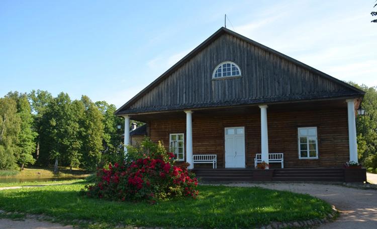 Дом-музей Осиповых-Вульф