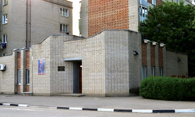 Художественно-выставочный зал «Меценат»