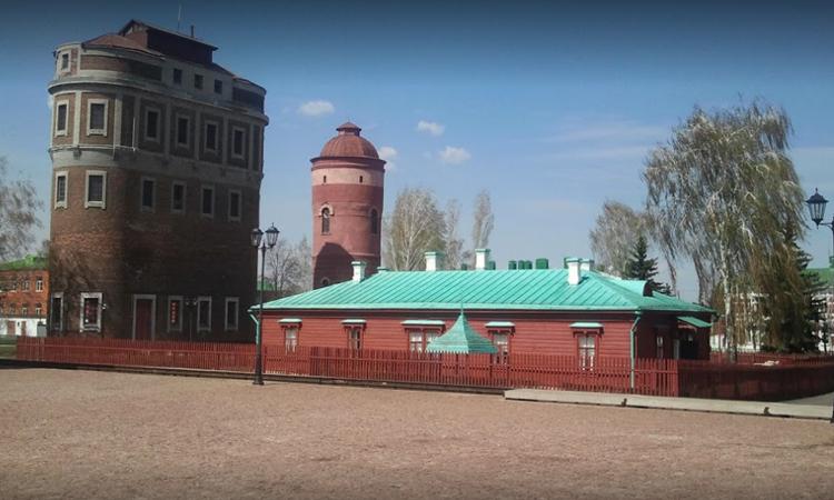 Мемориальный музей памяти Л. Н. Толстого «Астапово»