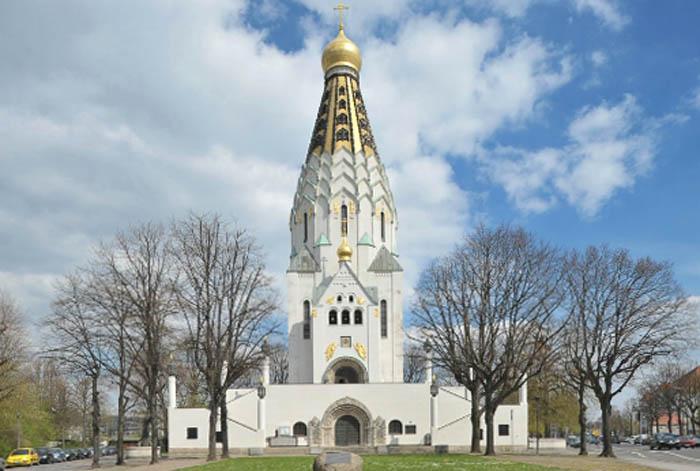 Мемориальная русская церковь