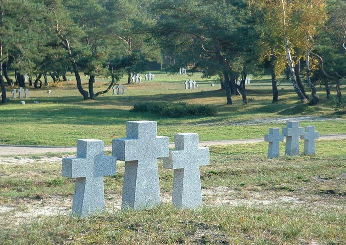Немецкое мемориальное кладбище
