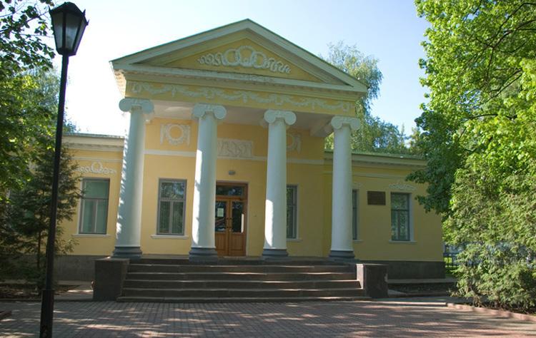 Тамбовский областной музей истории медицины