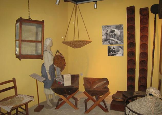 Исторический музей Кипра в Арадиппу