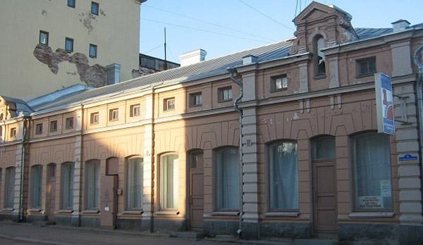Культурно-выставочный центр имени Гоголева К.А.