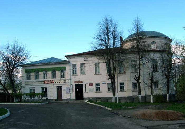 Историко-краеведческий музей или здание уездного училища