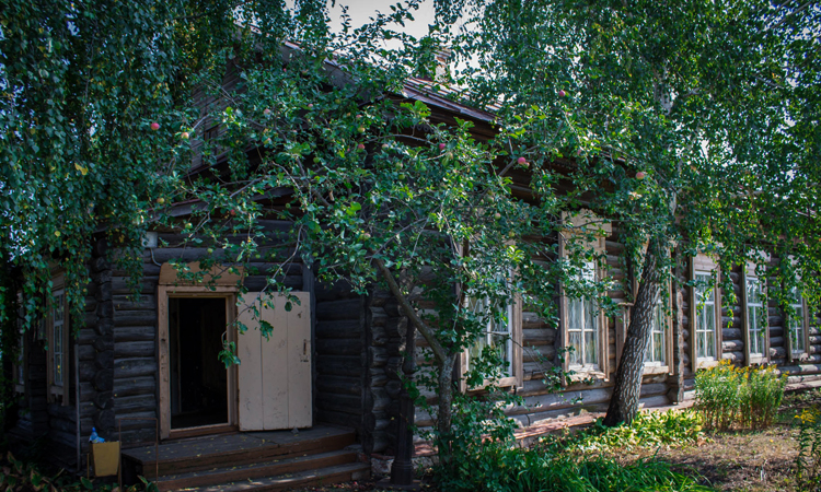 Музей истории Усольского края имени И. Н. Ульянова