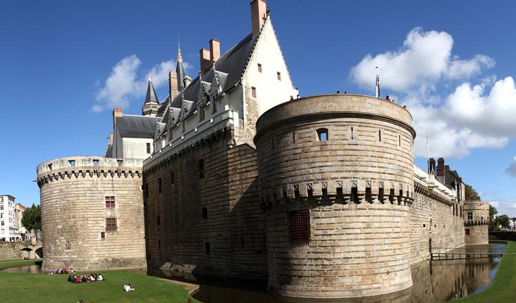 Крепость герцогов Бретонских