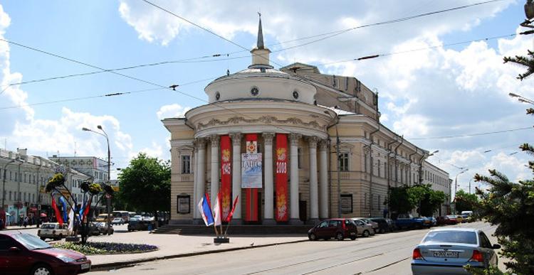 Орловский государственный театр для детей и молодежи «Свободное пространство»